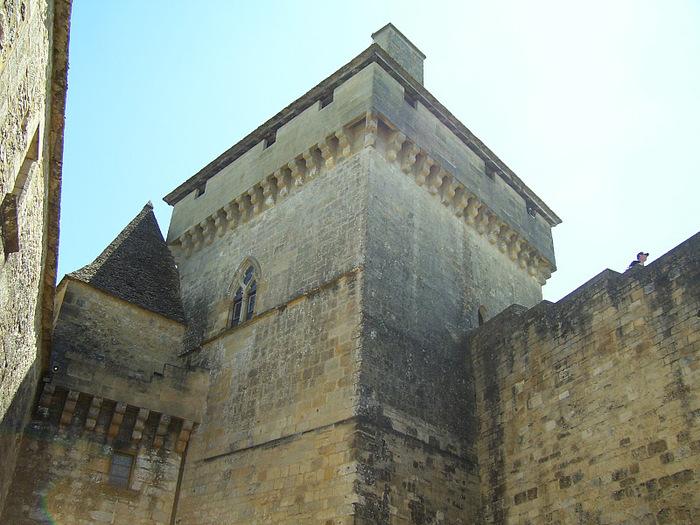 Замок Кастельно ( Chateau de Castelnaud ) 33579