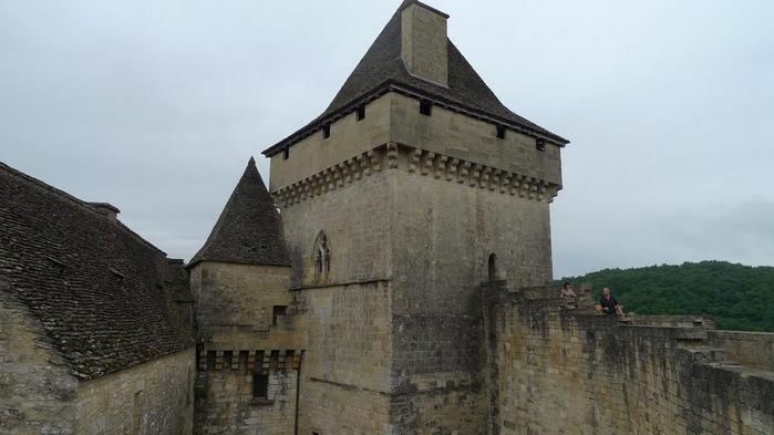 Замок Кастельно ( Chateau de Castelnaud ) 11571