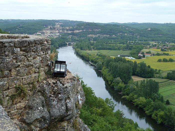 Замок Кастельно ( Chateau de Castelnaud ) 42453