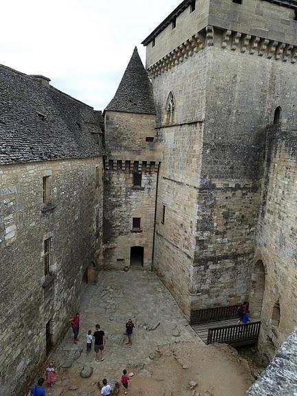 Замок Кастельно ( Chateau de Castelnaud ) 24568