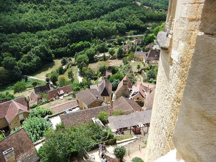 Замок Кастельно ( Chateau de Castelnaud ) 64248