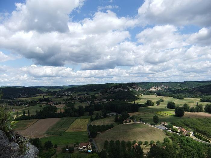 Замок Кастельно ( Chateau de Castelnaud ) 50388
