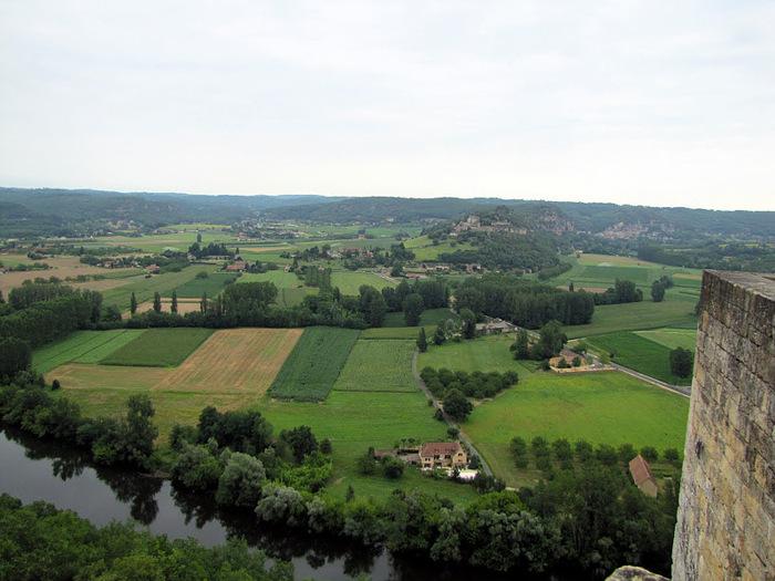 Замок Кастельно ( Chateau de Castelnaud ) 38732