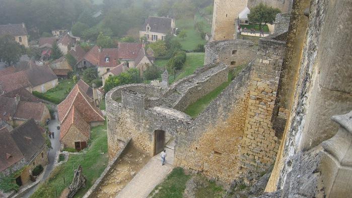 Замок Кастельно ( Chateau de Castelnaud ) 94625