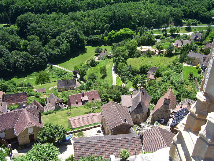 Замок Кастельно ( Chateau de Castelnaud ) 39949