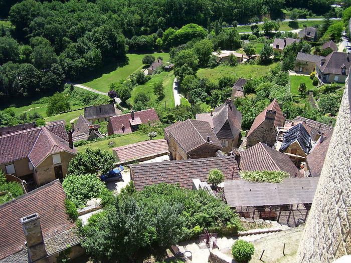 Замок Кастельно ( Chateau de Castelnaud ) 87611