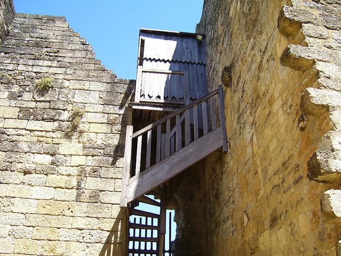 Замок Кастельно ( Chateau de Castelnaud ) 34281