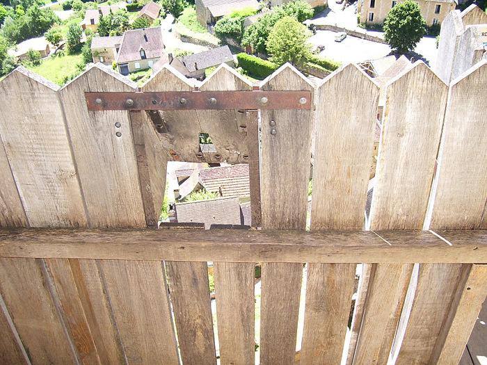 Замок Кастельно ( Chateau de Castelnaud ) 80622