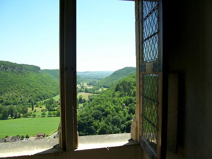 Замок Кастельно ( Chateau de Castelnaud ) 31024