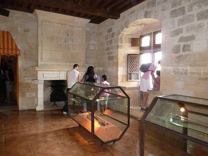 Замок Кастельно ( Chateau de Castelnaud ) 82155
