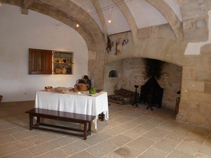 Замок Кастельно ( Chateau de Castelnaud ) 42316