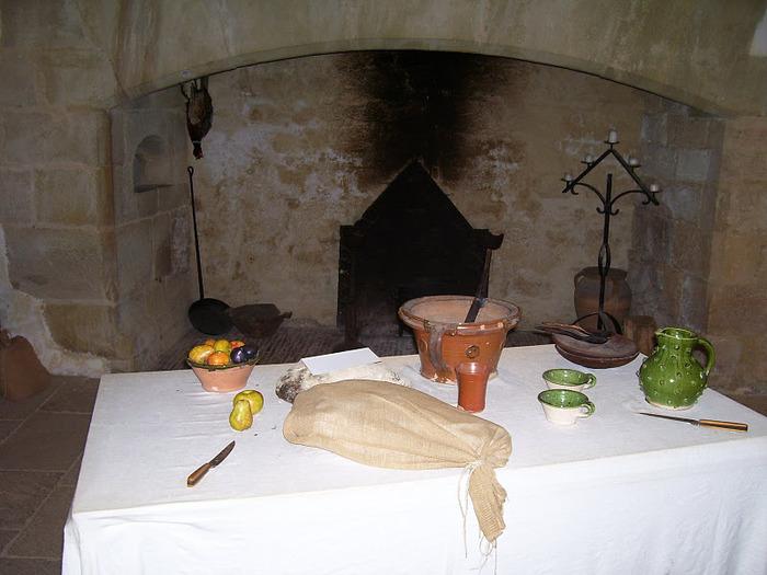 Замок Кастельно ( Chateau de Castelnaud ) 45077