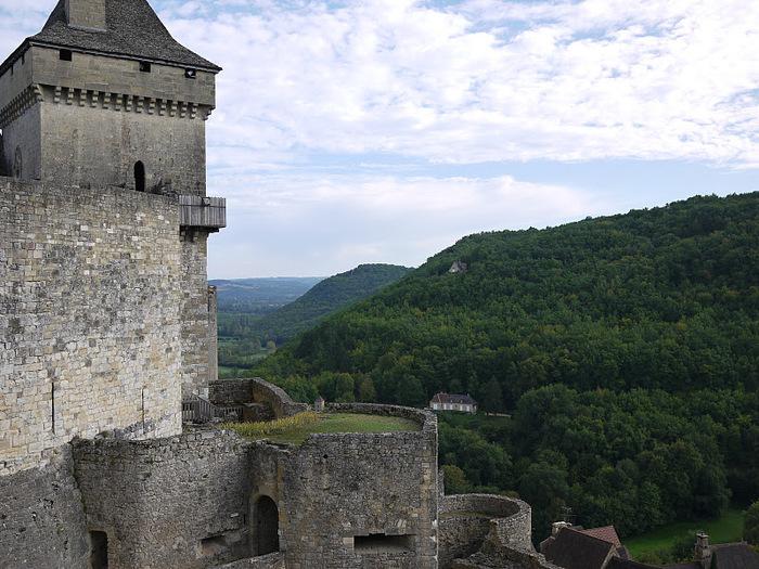 Замок Кастельно ( Chateau de Castelnaud ) 95184