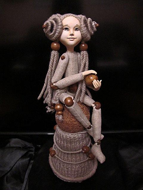 Шарнирная кукла своими руками из ткани с выкройками