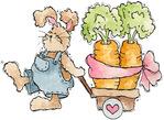 Превью Bunny_Pulling_Carrots (700x512, 167Kb)