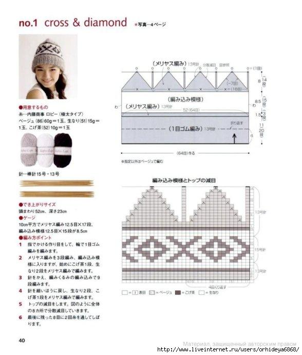 Вязаные шапки в интернет-магазине www.skygear.ru.