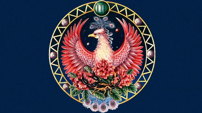 Все оттенки красного, которые так любят Скорпионы, свидетельствуют об их независимости и энергичности.