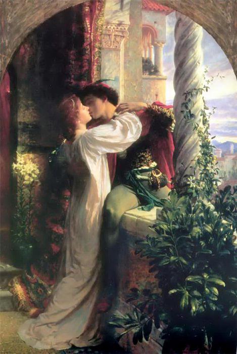 небольшое сочинение на тему ромео и джульета