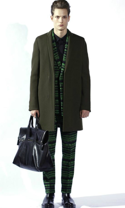 Неделя Моды в Париже: Dior Homme и Phillip Lim.
