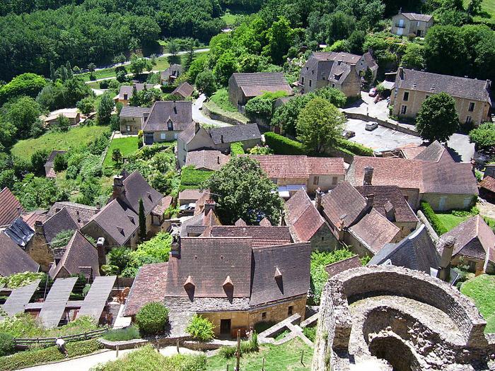 Замок Кастельно ( Chateau de Castelnaud ) 88262