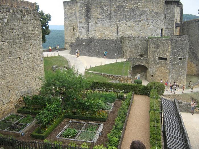 Замок Кастельно ( Chateau de Castelnaud ) 53473