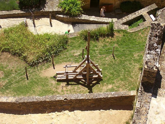 Замок Кастельно ( Chateau de Castelnaud ) 42189