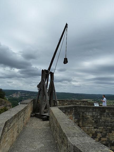 Замок Кастельно ( Chateau de Castelnaud ) 13497