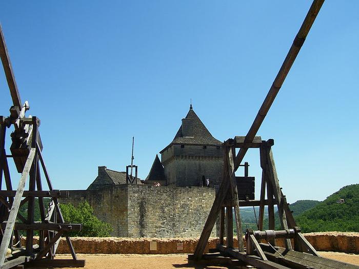 Замок Кастельно ( Chateau de Castelnaud ) 62880