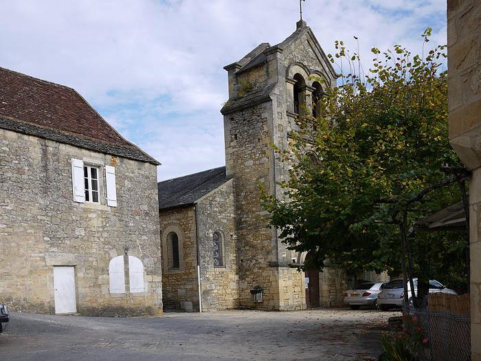 Замок Кастельно ( Chateau de Castelnaud ) 42809