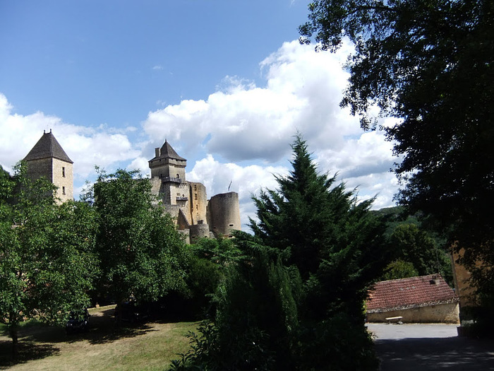 Замок Кастельно ( Chateau de Castelnaud ) 70057