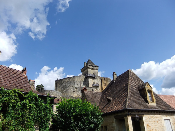 Замок Кастельно ( Chateau de Castelnaud ) 68140