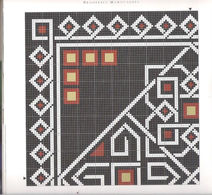 Мароканская вышивкa (23) (700x641, 302Kb)