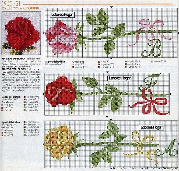 троянди6 (700x670, 444Kb)
