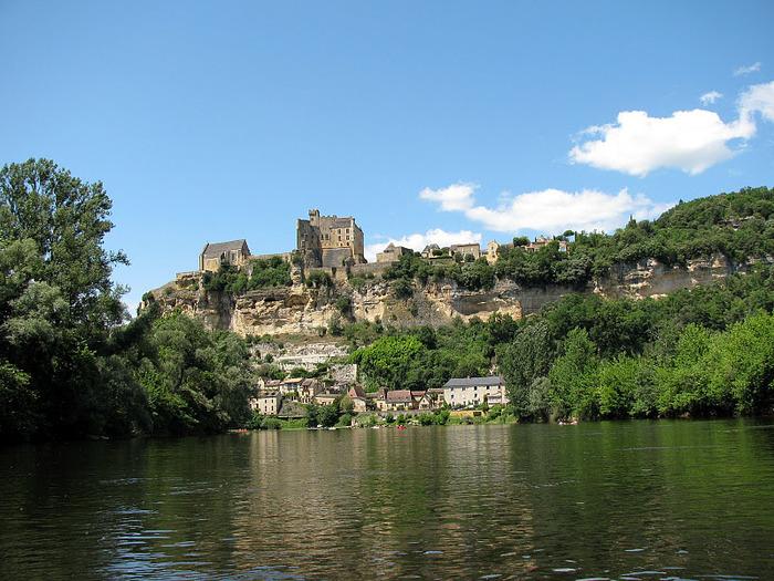 Замок Бейнак (Chateau de Beynac) 66790