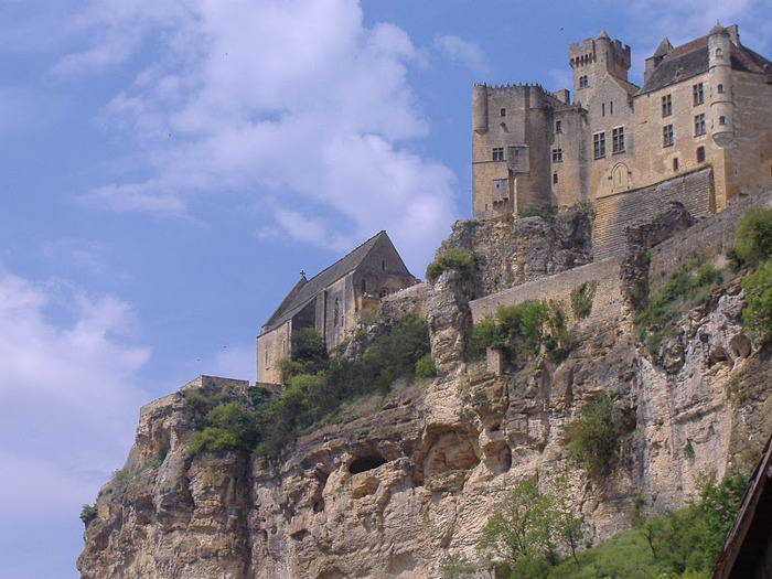 Замок Бейнак (Chateau de Beynac) 62506