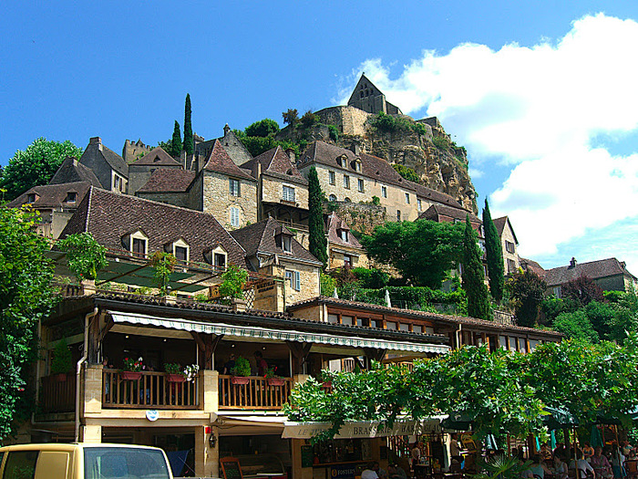 Замок Бейнак (Chateau de Beynac) 62980