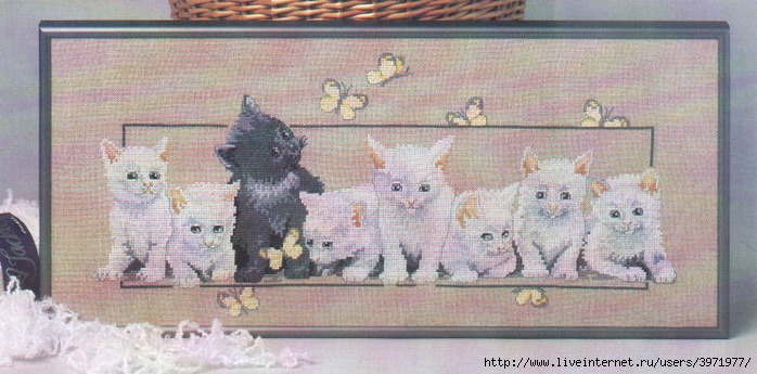 3971977_Kittens_and_Butterflies (700x345, 199Kb)