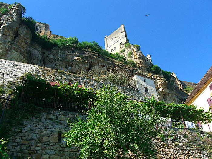 Замок Бейнак (Chateau de Beynac) 17127
