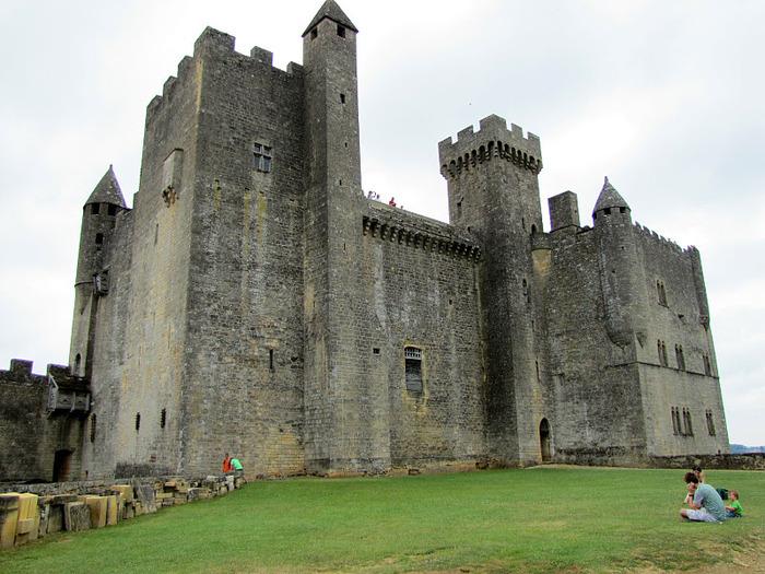 Замок Бейнак (Chateau de Beynac) 24283