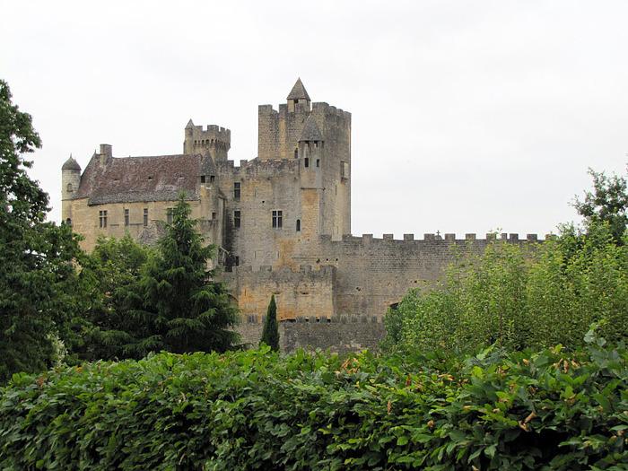 Замок Бейнак (Chateau de Beynac) 19017