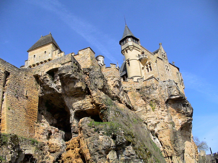 Замок Бейнак (Chateau de Beynac) 32854
