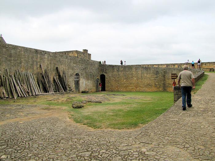Замок Бейнак (Chateau de Beynac) 55089