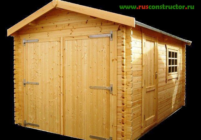 Как построить деревянный гараж. Обсуждение на LiveInternet - Российский Сервис Онлайн-Дневников