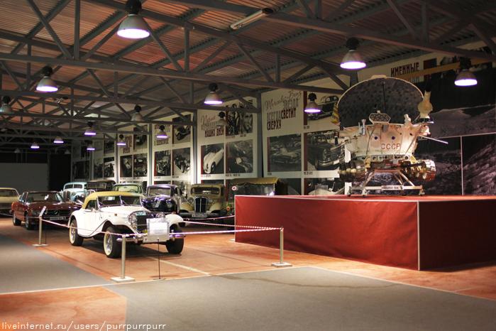 Музей Ретро-автомобилей в Зеленогорске