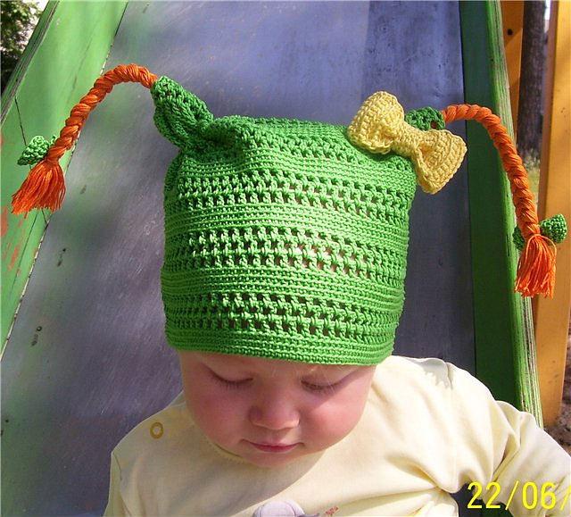 Идеи вязания для детей крючком 10