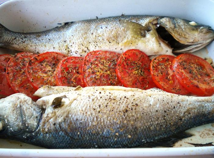 оливковое масло для рыбы запечь