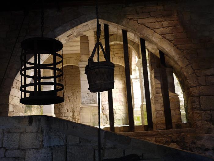 Замок Бейнак (Chateau de Beynac) 71450