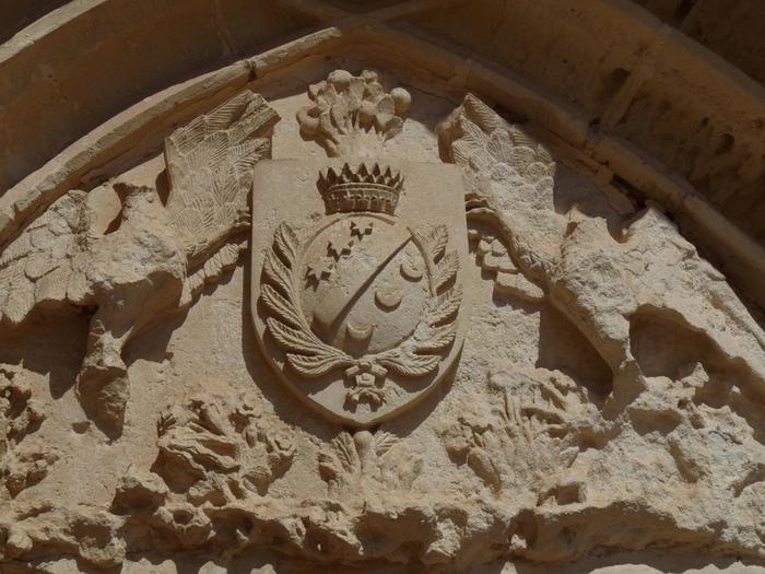 замок в Миланде (Chateau des Milandes). 59259