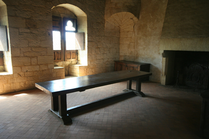 Замок Бейнак (Chateau de Beynac) 58721