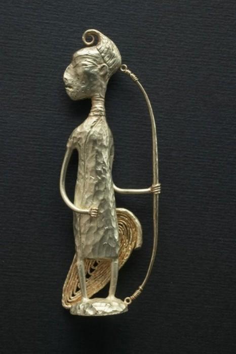 Литые скульптуры от Даши Намдакова